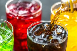 diet soft drink and tooth care